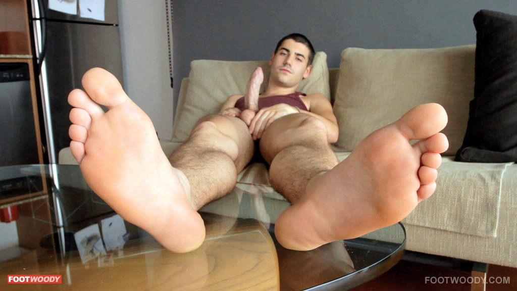 Boy Foot Domination